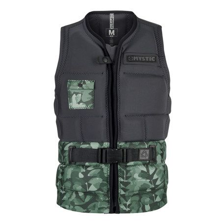 MYSTIC FULL SHRED IMPACT VEST FZIP
