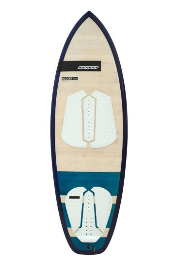 RRD ROCKET 5'3'' WOOD NO FIN