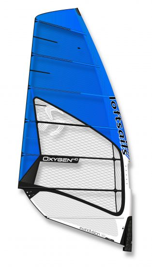 LOFT SAILS OXYGEN BLUE HD 2019